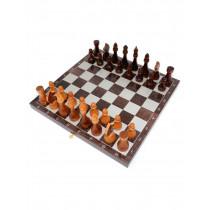 Гроссмейстерские шахматы с венге доской