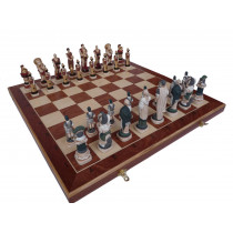 Шахматы Спартак каменные