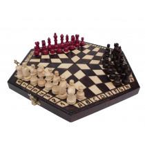 Шахматы для троих малые