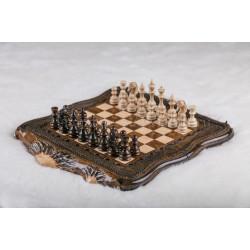 Шахматы - нарды 20x40 Арарат