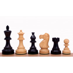 Шахматные фигуры Classic Ebonized, 9 см