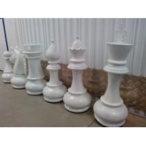 Напольные фигуры шахматные гигантские 75