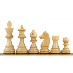 Шахматные фигуры German Knight Ebonized, 9 см