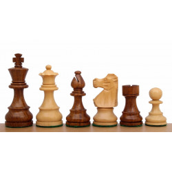 Шахматные фигуры French Acacia, 9 см