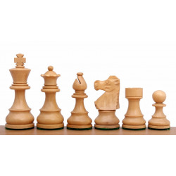 Шахматные фигуры French Ebonized, 9,5 см