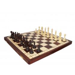 Шахматы магнитные деревянные Гранд