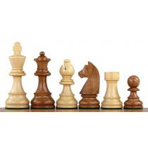 Шахматные фигуры German Knight Acacia, 9,5 см