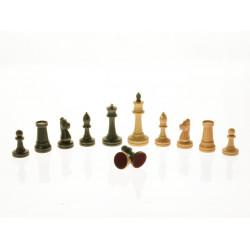 Шахматные фигуры Woodgame Стаунтон №3
