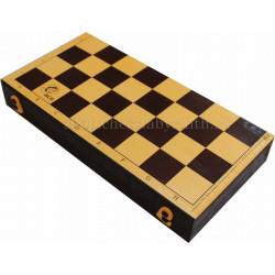 Доска шахматная пластиковая 30х30 см