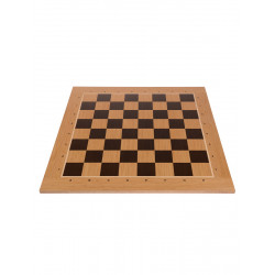 Доска шахматная Турнирная Дуб 40