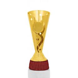 Кубок шахматный Виктория 20 см