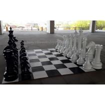 Напольные шахматные фигуры гигантские 125