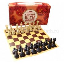 Шахматы Айвенго с шахматной доской (микрогофра)