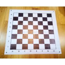 Поле виниловое под шахматы шашки 3х3м