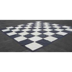 Поле шахматное виниловое большое