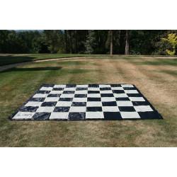 Поле шахматное виниловое малое