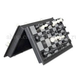 Шахматы, шашки – 2 в 1 магнитные