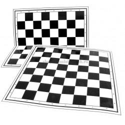 Шахматное поле из картона