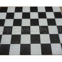 Поле шахматное пластиковое малое