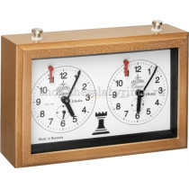 Механические шахматные часы Aradora (деревянный корпус)