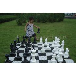 Напольные шахматные фигуры средние 41