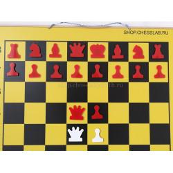 Шахматная демонстрационная доска Гроссмейстер 50*50