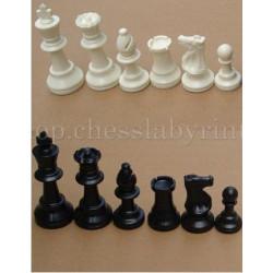 Шахматные фигуры пластиковые большие