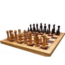 Шахматы Дубовые (Oak)