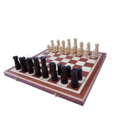 Шахматы Замок (Castle) большие