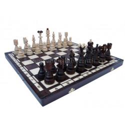 Шахматы Рождественские с узором