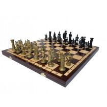 Шахматы Спартанцы