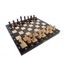 Шахматы+нарды школьные малые