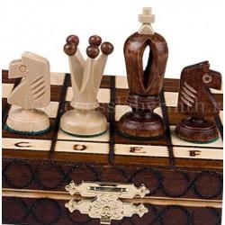 Шахматы Роял 30 Wegiel